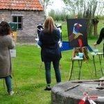 Pintar Rapido – Openlucht Schilderfestival – 14 september 2019 – Aanmelden