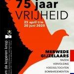 De Expositie 75 jaar Vrijheid- 25 april 2020 t/m 20 juni 2020 is iIn verband met het landelijk beleid rond het Coronavirus voorlopig uitgesteld